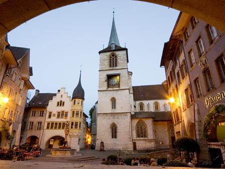 Bie/Bienne- Città Vecchia