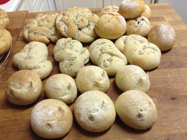 pane agli aromi